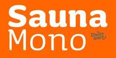 Sauna Mono Pro font download