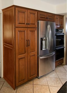 Refinished Kitchen Cabinets - Home and Garden Design Ideas
