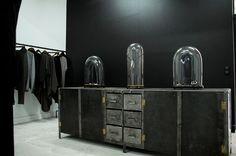 Damir Doma boutique in Paris