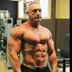 Believe or not he is 65 years old !