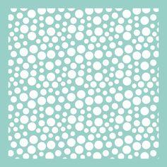Kaisercraft+-+12+x+12+Stencils+Template+-+Bubbles+at+Scrapbook.com