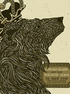 GigPosters.com - Edward Sharpe And The Magnetic Zeros