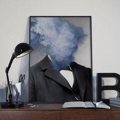 Antiportrait 5 by Nicolas Le Beuan Bénic | nicolasquelquechose