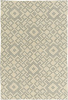 Surya ARA2013 Aura Green Rectangle Area Rug