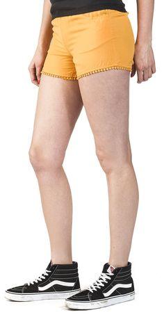 Pom Pom Shorts - Fresh Made - Shortsit. Pom Pom Shorts, Casual Shorts, Fresh, Women, Fashion, Moda, Fashion Styles, Fashion Illustrations, Woman