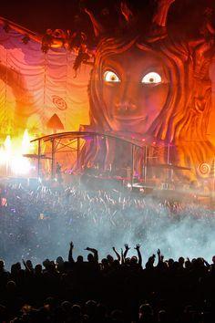Tomorrowland 2011