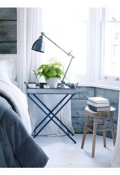 Zinc Tray Table - Bed & Bath - Indoor Living