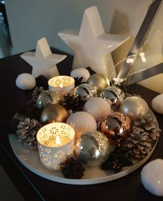 Easy Christmas decoration