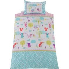 Buy Chad Valley Creature Friends Duvet Cover Set - Single at Argos.co.uk - Your Online Shop for Children's bedding sets.