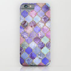 Protect your iPhone 6 with a unique Society6 phone case featuring wrap around art designed by artists from around the world.  Our Tough Cases are constructed as a two-piece, impact resistant, flexible plastic case with an extremely slim profile and extra shock dispersion. A flexible rubber liner provides a secure fit and feel without compromising style. Simply snap the case onto your phone for premium protection and direct access to all device features.