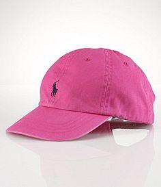 Golf Hat - Polo Ralph Lauren Classic Chino Sport Cap #Dillards