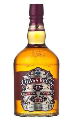 Chivas Regal 12YO Scotch Whiskey