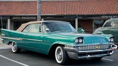 1958 Chrysler New Yorker Convertible - bizzaro 1950's styling | Flickr - Photo Sharing!