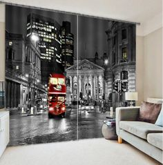 3D Fly Birds 09 Blockout Photo Curtain Printing Curtains Drapes Fabric Window AU