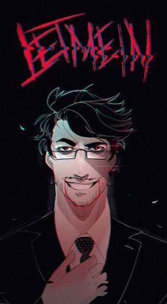 Let Me In [Darkiplier] by ChromaMode.deviantart.com on @DeviantArt