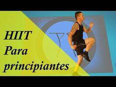 Entrenamiento HIIT para principiantes. - YouTube