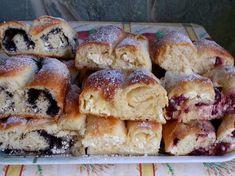 Hungarian Desserts, Hungarian Recipes, Hungarian Food, My Recipes, Cookie Recipes, Dessert Recipes, Ring Cake, Winter Food, Cake Cookies