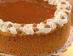 Caramel Butterscotch Cheese Cake