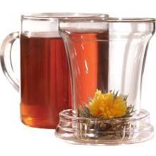 Epoca PTA-3512 Glass Tea Maker with Loose Tea Infuser