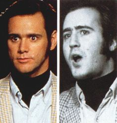 Jim Carrey in one of his best roles, as Andy Kaufman in Man on the Moon