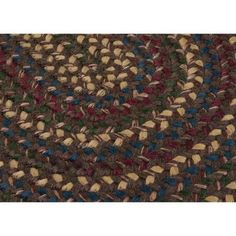Home Decorators Collection Winchester Java 2 ft. 3 in. x 3 ft. 10 in. Oval Braided Area Rug - 3353710820 - The Home Depot