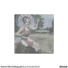 Dayton Ohio bathing girl