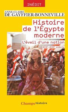 Gayffier - Bonneville / Histoire de l'Egypte moderne