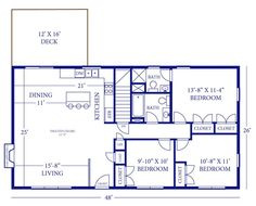 Home decor model on pinterest home floor plans office for Jim walters house plans