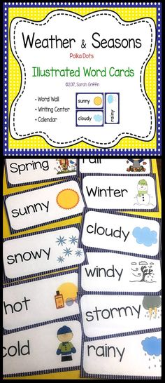 32 Best Vocabulary Cards images in 2019 Kindergarten themes