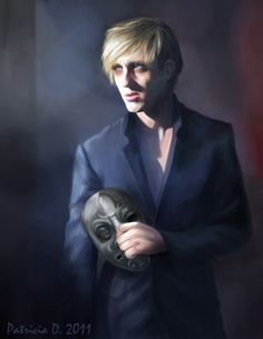 Draco Malfoy by perselus << Wwooooooowww this is amazing!