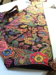 Original Vera Bradley print apron