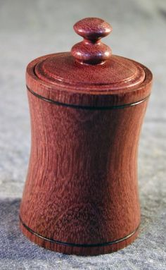 The Woodturning Forum - Woodturner's Resource - Driedel Box
