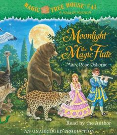 Moonlight on the magic flute [sound recording (CD)] / Mary Pope Osborne