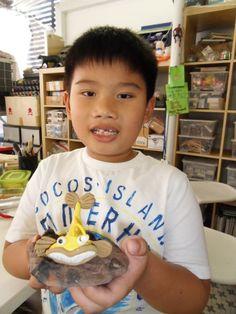 Zhong Heng Deep Sea Project 2 http://gariesim.blogspot.sg/2014/04/all-creative-learning-for-children.html
