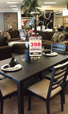 Dining Table   Mor Furniture