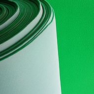 """Chroma Key Green Screen Fabric, Foam Backed, 60"""" Wide - Sold By The Yard"""