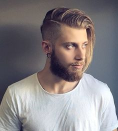 2016 Edgy Undercut Male Hairstyles | Men's Hairstyles and Haircuts for 2017