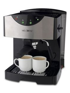 If they long for the taste of espresso from their last Roman Holiday, get your favorite foodie friends this affordable appliance from Mr. Coffee ($90, though we've spotted it for less on Amazon). It turned out deep, rich shots in GHRI tests. #giftideas #kitchengifts #espressomakers