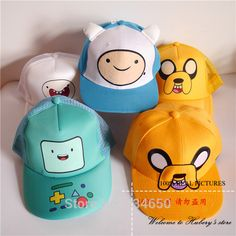 Economico  Nuovo arrivo adventure time berretti da baseball del cappello finn e jake bemo cartoon movie cappello 55 cm 61 cm  , Acquisti di Qualità Cappelli e berretti direttamente da Fornitori  Nuovo arrivo adventure time berretti da baseball del cappello finn e jake bemo cartoon movie cappello 55 cm 61 cm   Cinesi.