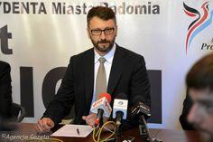 Robert Dębicki kandydatem na prezydenta Nowej Prawicy