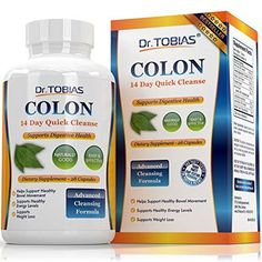 Dr. Tobias Colon: 14 Day Quick Cleanse to Support Detox, ...
