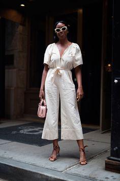 Lo Mejor Del Street Style De La New York Fashion Week Spring 2018 | Cut & Paste – Blog de Moda