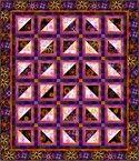 A New Twist quilt top