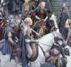 Gimli Legolas Theoden Eowyn♥.•:*´¨`*:•♥