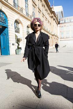 Gypsy Queen  ::  Street Style  ::  Paris Fashion Week