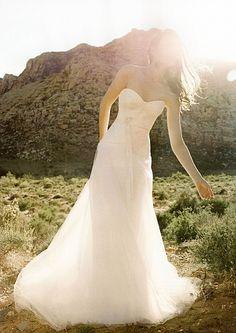KAREN WILLIS HOLMES - Wedding dress - Estelle