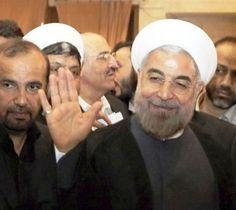 Le reformiste Rohani gagne le eleccions en Iran