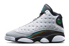 http://www.jordanse.com/air-jd-13-xiii-retro-barons-white-blackgreyteal-for-sale-new-release.html AIR JD 13 (XIII) #RETRO BARONS WHITE/BLACK-GREY-TEAL FOR #SALE NEW RELEASEOnly$79.00  Free Shipping!