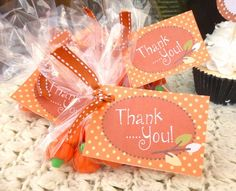 Fall Thank You Tags Printable: Autumn Party Favor Tags for Goodie Bags -- Gift Tag, Baby Shower, Toddler Birthday, Fall Party, Thanksgiving Baby Shower Gift Bags, Baby Shower Drinks, Baby Shower Thank You, Baby Shower Fall, Fall Baby, Baby Shower Parties, Baby Shower Themes, Shower Ideas, Shower Party