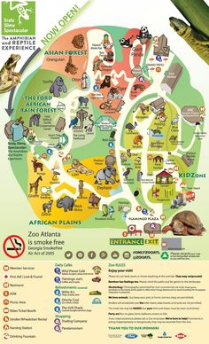 Toronto Zoo Toronto Zoo Map Zoos Pinterest Zoos and Toronto